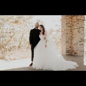 Hayley Paige Pippa wedding gown